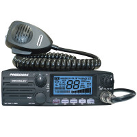 McKinley AM/SSB DIN Size President CB Radio Blue Display