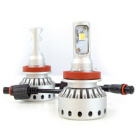 H8/H9/H11 Premium LED Headlight Bulbs- Full View