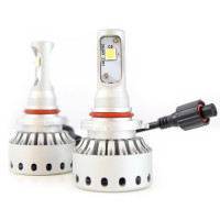 9005 Premium LED Headlight Bulbs- Full View