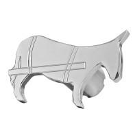 Engraved Donkey Shape Logo Tractor Trailer Air Brake Knob