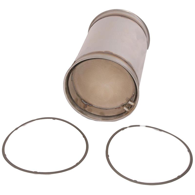 Diesel Particulate Filter Tip View