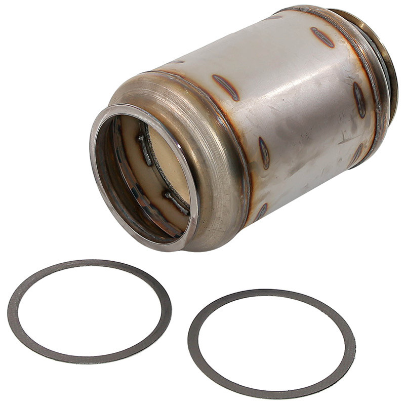 Diesel Particulate Filter For OE 2605124C1 2605837C1 5010850R1