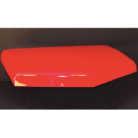 Fiberglass Peterbilt 378 379 386 389 Regular Cab Roof Cap