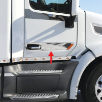 Peterbilt 579 567 Handle And Door Trim