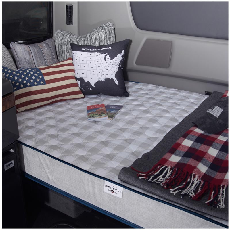 "RV & Truck Maximizer Series 7"" Foam Mattress In Truck"