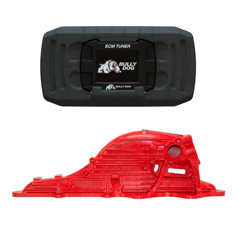 Bully Dog Heavy Duty Cummins ISX 15 CM2350 Intake Manifold With ECM Tuner Bundle