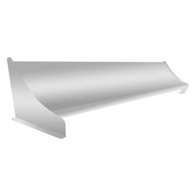 Universal Whale Tail For Flat Top Roof Raney S Truck Parts