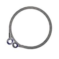 Peterbilt 365 367 Hood Cable L92-6017-0995