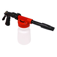 Rebel Foam Gun