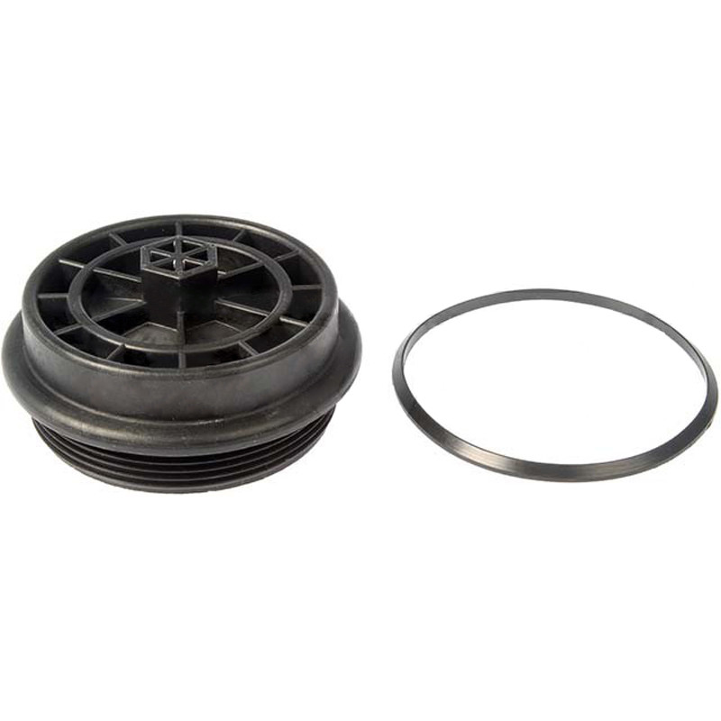 Fuel Filter Cap And Gasket