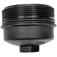 Fuel Filter Cap And Gasket Side