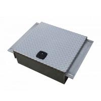 Universal Aluminum In-Frame Belmor Storage Box