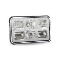 "4"" x 6"" Premium Grade LED Projector Headlight"