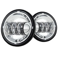 4.5 Motor Cycle LED Projector Fog Lights