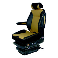 Power Chief Truck Seat With Headrest By Knoedler