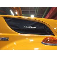 International Workstar Air Intake Pre-Filter By Freedom Air Filters