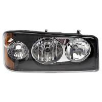 Mack GU4 GU5 GU7 GU8 TD700 Headlight Assembly 25105807 25105806 Front