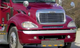 Freightliner Columbia Lower Grill Flame Insert