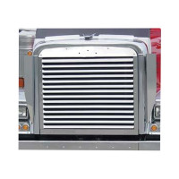 Freightliner Classic FLD 120 Grill With 14 Louver-Style Bars 1990 & Up By Roadworks