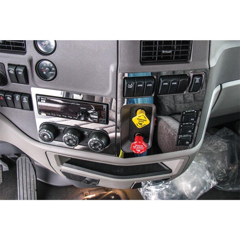 Peterbilt 567 579 Air Valve & Main Switch Panel Trim By Roadworks