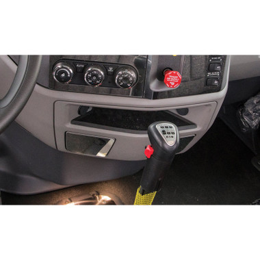 Peterbilt 567 579 Lower Slide Out Cup Holder Trim By