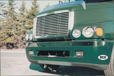 Freightliner Century Class Grill Trim Amp Side Deflector