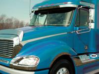Freightliner Columbia Hood & Cab Accent Trim