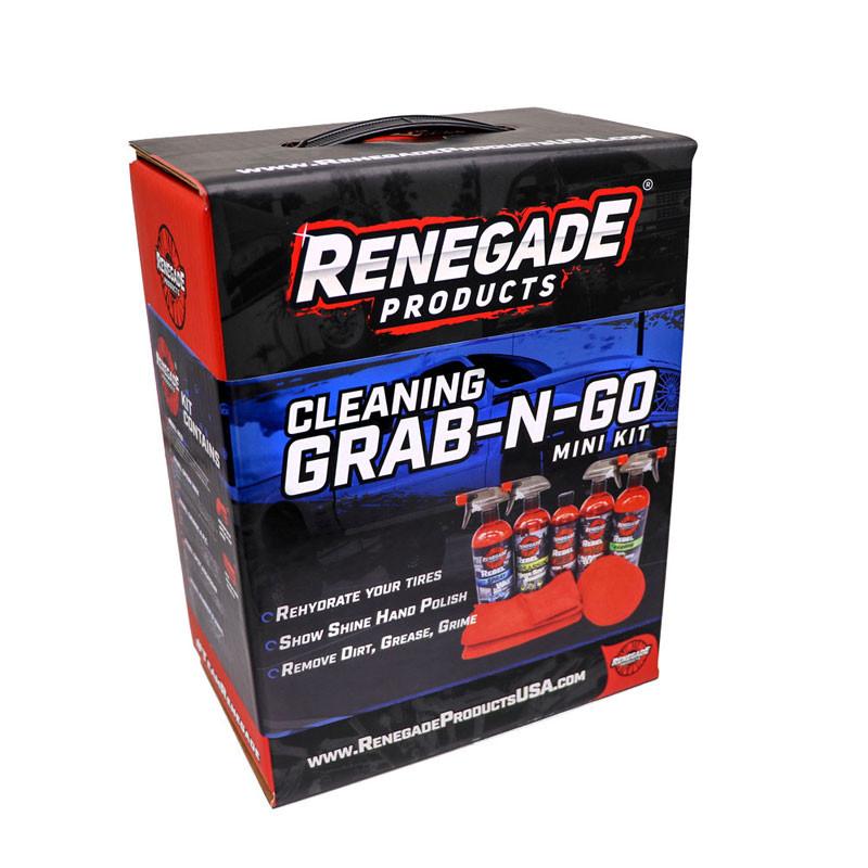 Renegade Grab-N-Go Mini Kit Box