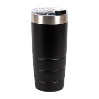 Bison 22oz Leakproof Stainless Steel Tumbler - Black