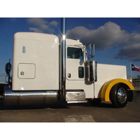 "Peterbilt 63"" Ultra Cab Conversion Top Truck Profile"