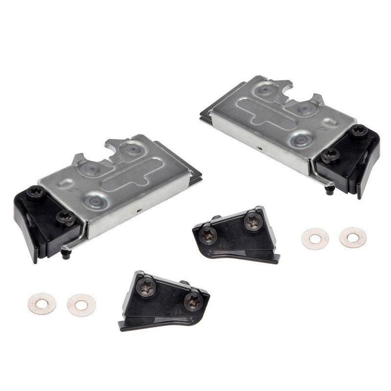 Mack CHN Door Latch Assembly Angled