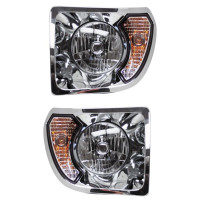 Freightliner 108 114SD Headlight Both Sides