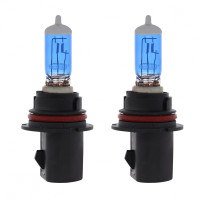Xenon White 9007 Halogen Headlight Bulbs