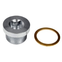Cummins Oil Drain Plug
