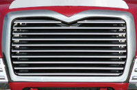 Mack CV713 Replacement Grill With 10 Louver Style Bars By RoadWorks