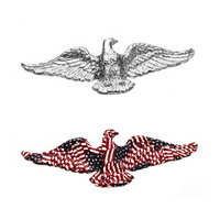 Flat Eagle Hood Ornament All Styles