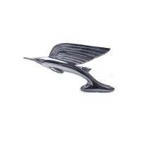 Chrome Flying Swordfish Hood Ornament