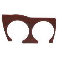 Kenworth Wood Pattern Cup Holder Trim By Grand General