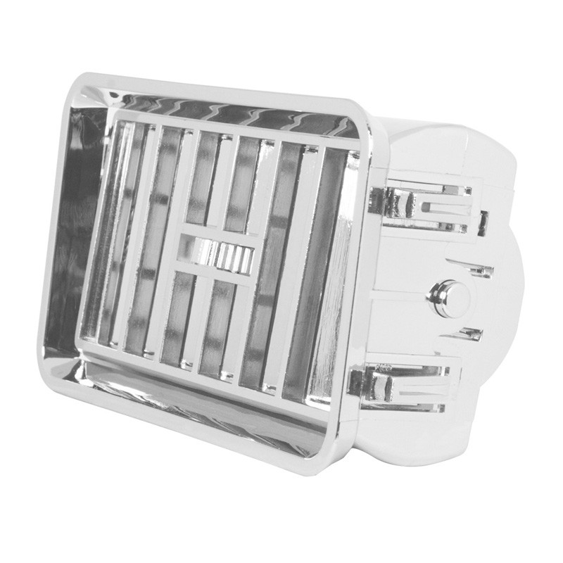 Freightliner Chrome AC Vent By Grand General Angled