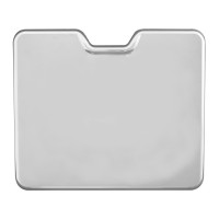 Freightliner Chrome Trash Can Cover By Grand General