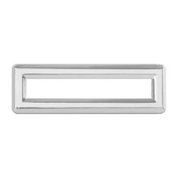 Freightliner Chrome Switch Label Bezel Cover By Grand General