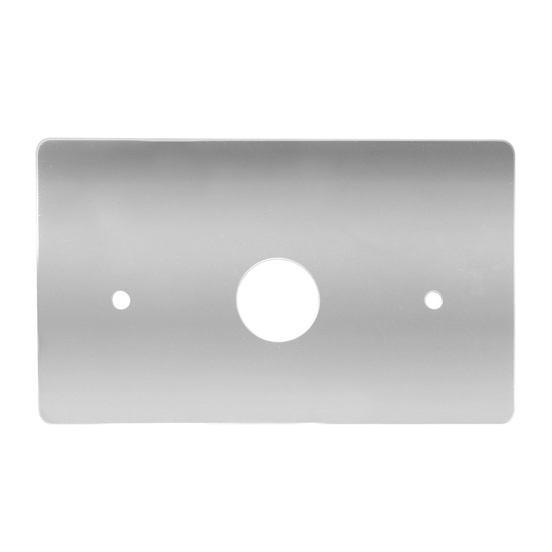 Freightliner Classic Stainless Steel Side Turn Light Trim By Grand General