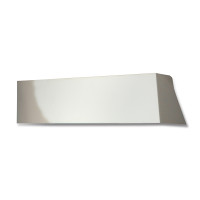 Freightliner Center Dash Right Side Lower Trim By Grand General Chrome Steel