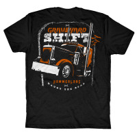 Graveyard Hammer Lane T-Shirt Back