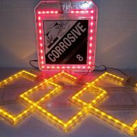 LED Placard Frame By Go Glow Placard Lit