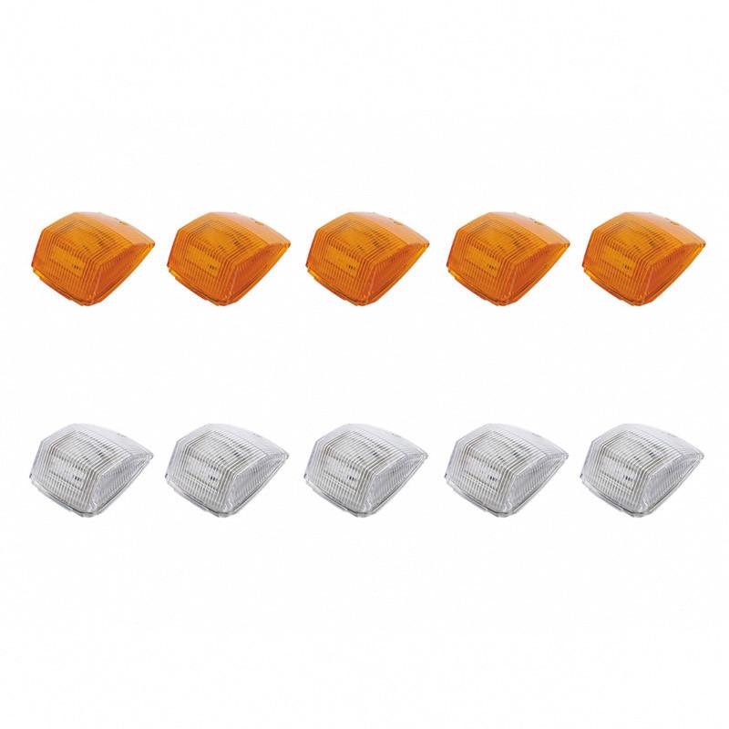 36 LED Square Cab Light Pack