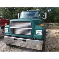 Semi Truck Bumpers Chrome & Stainless Steel For Sale