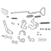 Holland FWAL 5th Wheel Rebuild Kit