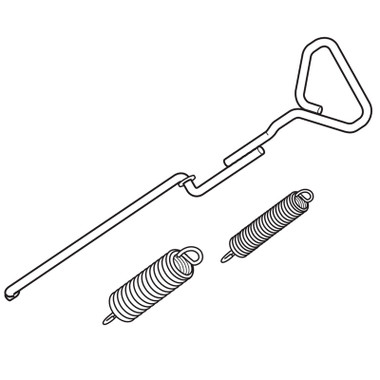 Holland FWAL 5th Wheel Release Handle Replacement Kit
