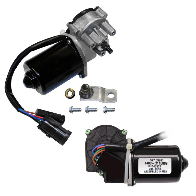 Kenworth T800 W900 Wiper Motor V3DC1 on
